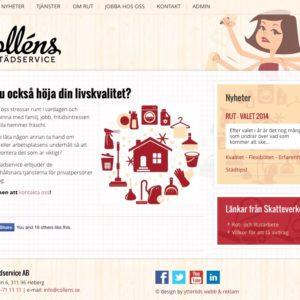 Webb Colléns Städservice