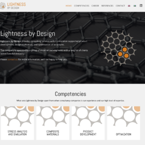 Lightness by Design
